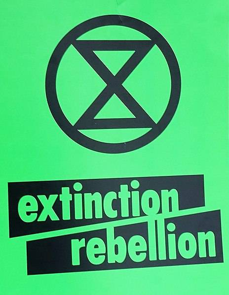 Extinction rebellion gives me hope.