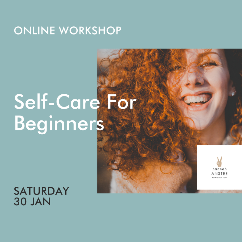 Image for Self-Care For Beginners - Interactive Online Workshop