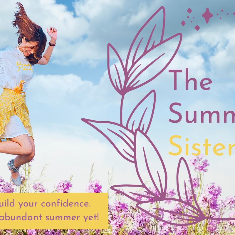 Image for The Summer Sisterhood - June 2021